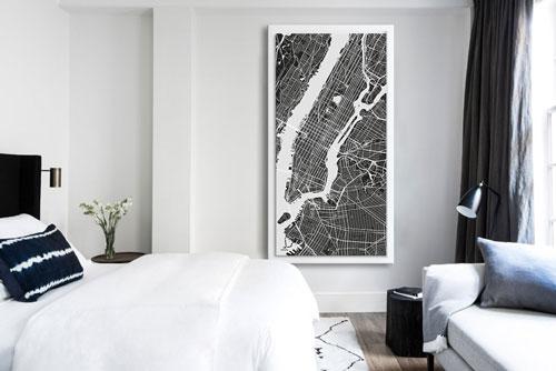 NewYork-Karte-Stadtkarte