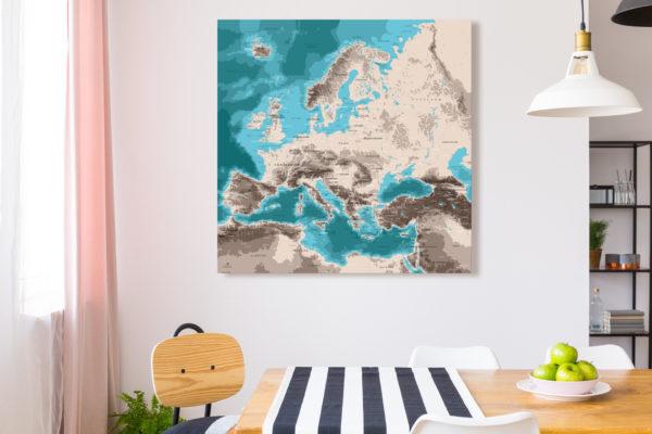 Europa-Karte_Original-Map