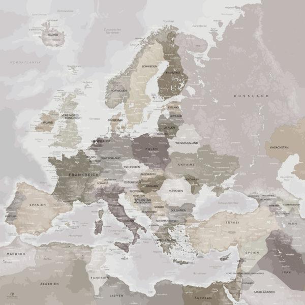 Europa_Karte