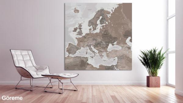 Europakarte_Kontinent_Original_Map
