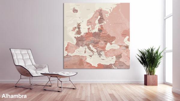 Großformatige_Europakarte_Original_Map