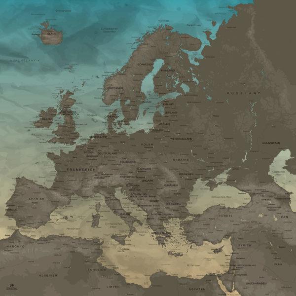 Original_Dekoration_Europakarte