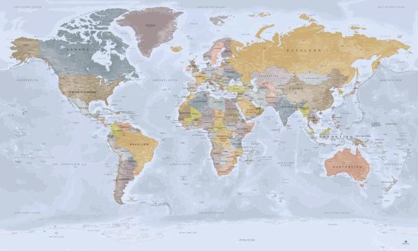 Planisphare-Weltkarte-Antarktis_Original-Map