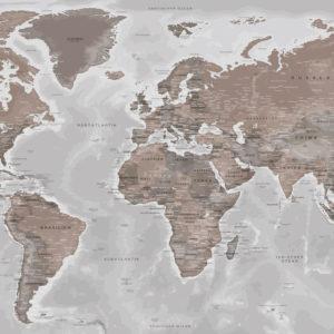 Mappa Mundi Poster – Göreme