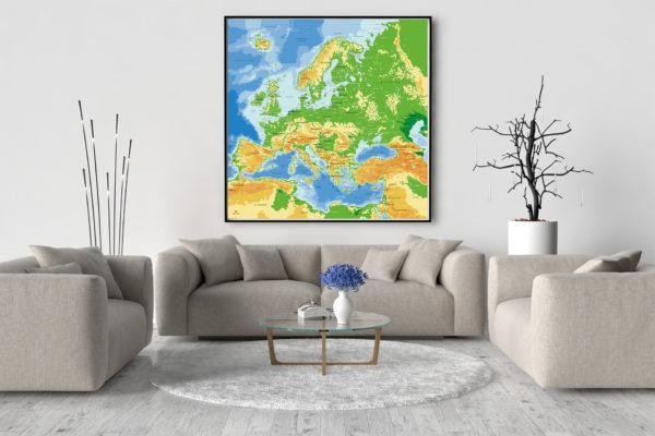 Riesenkarte_Europa-Original_Map