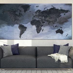 Originelle Mappa Mundi – Roraima