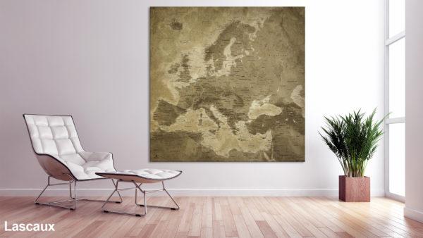 Wanddekoration_Karte_Europa_Original_Map