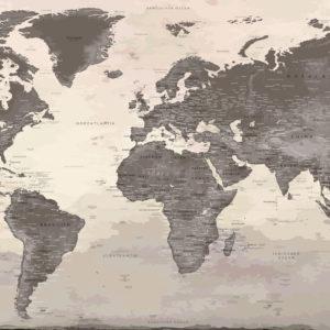Wandkarte – Peyrepertuse