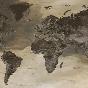 Welt Planisphäre – Gobekli-Tepe