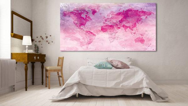 Weltkartenmalerei-poster_Original-Map_03