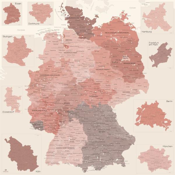 Original_Dekoration_Deutschlandkarte