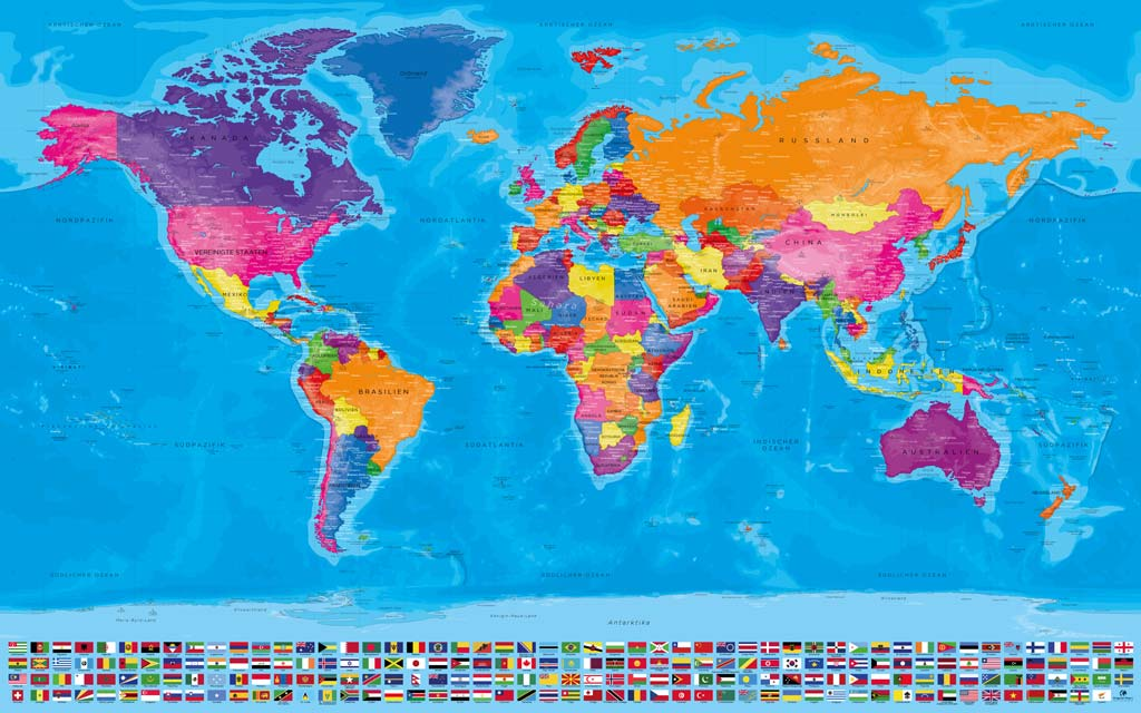 Volle-Weltkarte-Flaggen